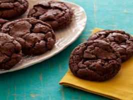 hot choc cookies